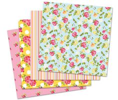 Download this Classic Roses Scrapbooking Kit and other free printables from MyScrapNook.com