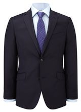 """Contemporary Fit Navy Gabardine Jacket from """"Austin Reed"""", Purchase on discounted price using coupon codes and promotional codes."""