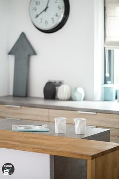 Dom w Bochni - Kuchnia, styl minimalistyczny - zdjęcie od STABRAWA.PL - pozytywny design