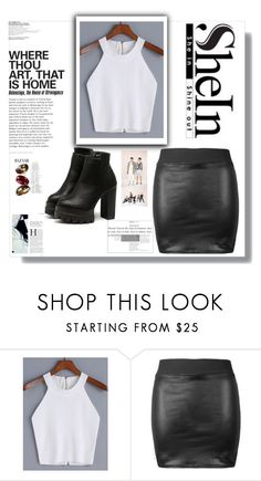 """""""SheIn 3"""" by merima-g98 ❤ liked on Polyvore featuring WithChic"""
