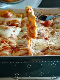 Cookbook Recipes, Cooking Recipes, Hawaiian Pizza, Lasagna, Macaroni And Cheese, Healthy Eating, Ethnic Recipes, Food, Drinks