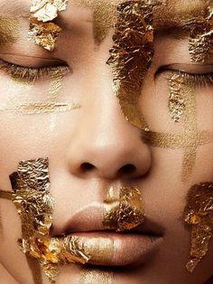 Golden -- #gold #imageconsultant