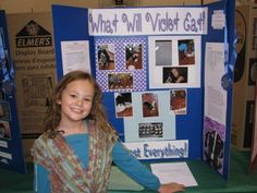 Science Fair Board