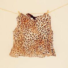 Blusa Sacramento www.bowandarrow.com.ar #print #leopardprint #instagirl #girlsfashion #littlegirl