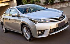 Toyota Corolla 2015 Fotos e Vídeos iCarros