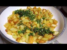 Pommes de terre sautées - YouTube