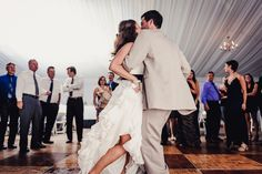 Modern Nautical Wedding in Wisconsin | Images by Soda Fountain Photography | Via Modernly Wed | 52