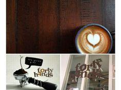 40hands coffee, @yngvild 티옹바루