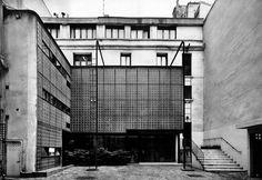 Pierre Chareau's Maison de Verre in Paris