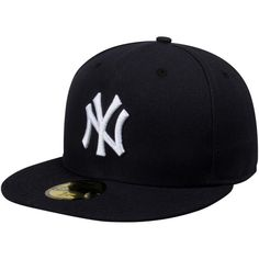 3401a137d0a New York Yankees New Era AC On-Field 59FIFTY Game Performance Fitted Hat -  Navy
