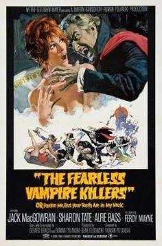 Fearless Vampire Killers Poster Standup 4inx6in