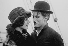 """chaplinfortheages: """" """" The Gold Rush - June 26th 1925 Released 88 years ago today """" This is the original ending of The Gold Rush when it was released in 1925, when Charlie Chaplin revived it and added narration and music in 1942 he omitted this..."""