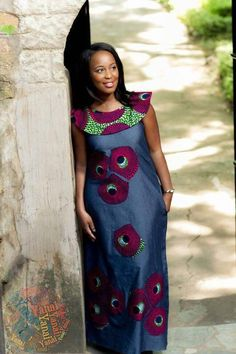 Ankara gown flayed neck long gown full gown sleeveless gownhand made gown African fashion dressAnkara print vintage clothing naija African Fashion Ankara, Latest African Fashion Dresses, African Print Fashion, Africa Fashion, Ghanaian Fashion, African Dresses For Women, African Print Dresses, African Attire, African Wear