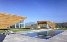 Summerhill Residence | Kenwood, California | EDMONDS + LEE ARCHITECTS