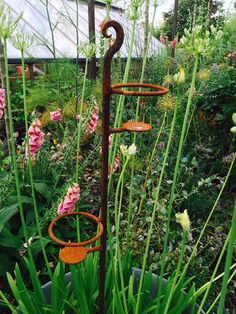Wrought Iron Tealight Stand www.sallybourneinteriors.co.uk