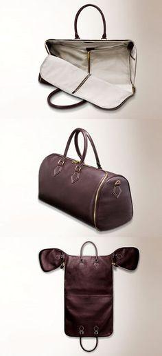 7aa300c3d677 Bellagio Rolling - Duffle Garment bag Dimensions  55 x 40 x 31 cm (closed)    55 x 90 x 10 cm (open)