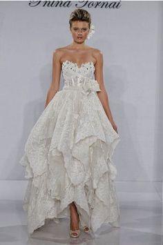28385285adc Pnina Tornai handkerchief hem dress - dream dress Pnina Tornai Dresses
