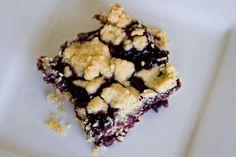 Blueberry Crumble Bar