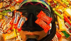 NEW! A Lot Of Candy Man Goes Crazy
