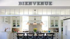 Hamptons Style House - traditional - spaces - los angeles - Alison Kandler Interior Design