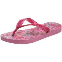 Havaianas Flores Flip Flop (Toddler/Little Kid) Havaianas. $16.00