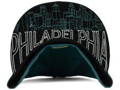 Philadelphia Eagles New Era 2015 NFL Kids Draft On Stage 59FIFTY Cap de3e0bfb08
