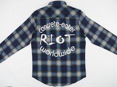 CONCRETE-EATER apparel shirt