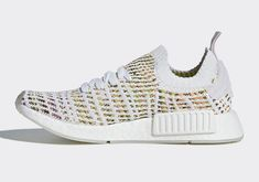 huge selection of 02623 4e752 adidas NMD R1 STLT Multi-Color Is Coming Soon New Release Shoes, Adidas Nmd
