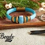 Easy Leather Bracelets