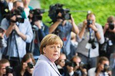 Kanzlerin Merkel: Die Flüchtlinge werden Deutschland verändern