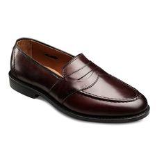 Allen Edmonds Randolph Cordovan Loafers 4899 Black Genuine Shell Cordovan