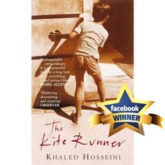 The Kite Runner is this weeks Facebook winner! Get your copy only on Mizado.com!
