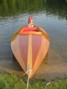 pinterest.com/fra411 #sclassic #motorboat - Custom Wood Boat
