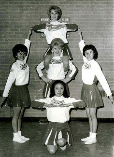 highschool cheerleaders 1985 - Google Search