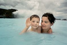 Beautiful! 'bjork and son', iceland, 1993 -juergen teller: woo at ICA gallery, london