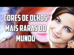 OLHOS QUE HIPNOTIZAM! Os Olhos mais Bonitos e Raros do Mundo. The most beautiful eyes in the world - YouTube