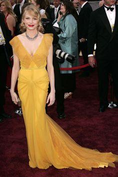 Michelle Williams. The Oscars, 2006.