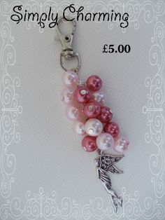 Fairy bagcharm - The Supermums Craft Fair