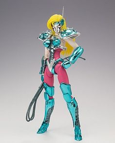 Myth Cloth : June du Caméléon / Chameleon #MythCloth #Bandai