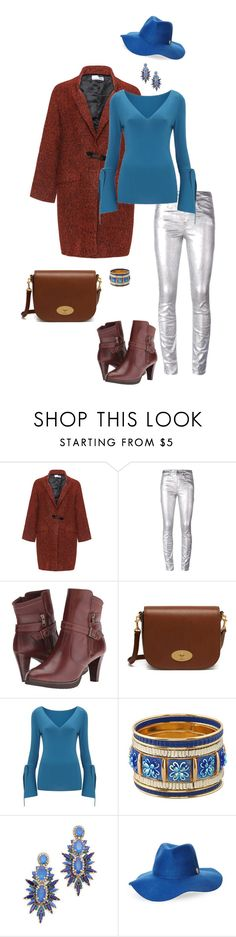 """""""After Christmas Shopping Outfit"""" by teresarussell49 ❤ liked on Polyvore featuring Bohème, Étoile Isabel Marant, Walking Cradles, Mulberry, Finery London, Elizabeth Cole and Vince Camuto"""