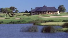 Experience the rolling Uruguay countryside as you golf through @Four Seasons Resort Carmelo's magnificent 18-hole, par-72 course