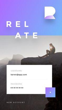 Relate | Invision App