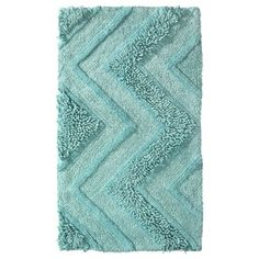 "Room Essentials® Bath Rug - Sea Breeze (20x34"")"