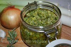 La zucca capricciosa: Insaporitore alle verdure