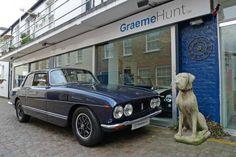 1974 Bristol 411 series IV - completely rebuilt by Bristol Cars Ltd | Motor Cars For Sale | Graeme Hunt Ltd.