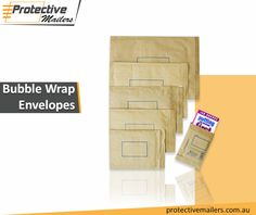 Bubble Envelopes are designed to serve superior cushioning during shipping, so the product will remain safe throughout the journey. They are manufactured keeping the quality and durability in the mind.
