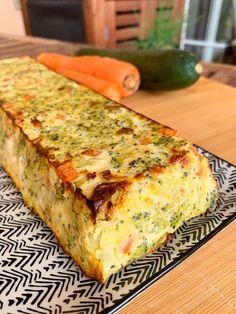 Pastel de Verduras | RecetasArgentinas.net Vegetable Pie, Cooking Recipes, Healthy Recipes, Spinach Stuffed Chicken, Sin Gluten, Banana Bread, Catering, Food And Drink, Veggies