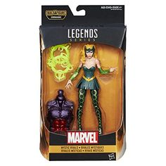 Estas son las figuras de acción de la serie Marvel Legends de Hasbro que…