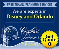Create a banner ad for Castles and Dreams Travel by DesK_fl