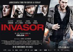 Os Melhores Filmes em Torrent: INVASOR (2014) BluRay 1080p - Dublado